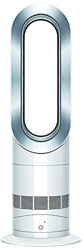 Dyson Hot + Cool AM09 Klimagerät mit Jet Focus Technologie inkl. Fernbedienung / Energieeffizienter Heizlüfter & Ventilator mit Sleep-Timer Funktion
