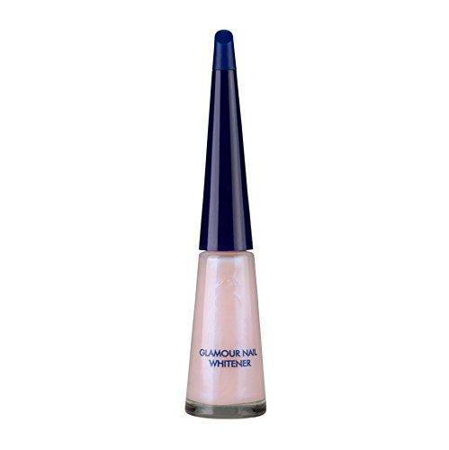 Herôme Nägel Nagel Dekoration Glamour Nail Whitener, 10 ml