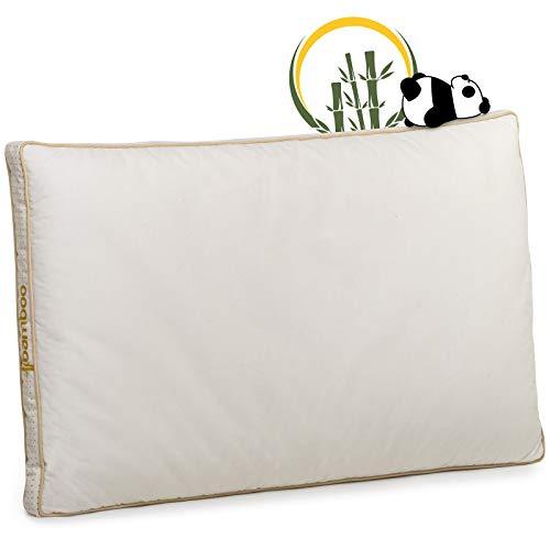 Kinderkissen'My First Pillow Bamboo' - Kinderkopfkissen 40 x 60 ab 1 Jahre - Kinder Kissen nach ÖKO TEX STANDARD 100 zertifiziert