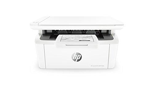 HP Laserjet Pro M28a Laser Multifunktionsdrucker (Drucken, scannen, Kopieren, USB) weiß