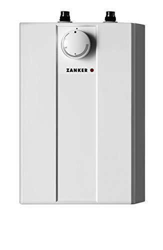 ZANKER Kleinspeicher WO 5 U-S, 5 L, 2 kW, Niederdruck, Steckerfertig, EEK A, 222163