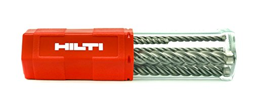 HILTI Original TE-CX Set (6) M1 Bohrersatz SDS plus 5-12 mm Bohrer für Beton, 6 Stück, 7613023579243