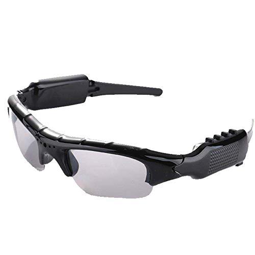 ZENWEN Stereo-Bluetooth-Datenbrille für Männer und Frauen 1080p HD, Karte, Kamera, Video, Sportbrille DV DV Bluetooth ausschalten EIS/Fahren/Outdoor/Übung