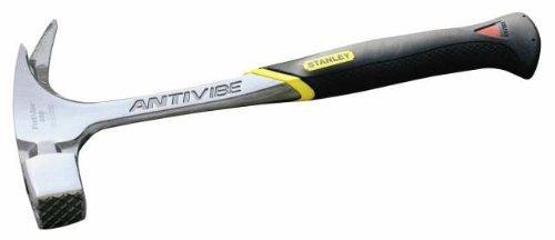 Stanley FatMax Antivibe Latthammer (600 g Kopfgewicht, 340 mm Länge, ergonomischer DynaGrip-Griff) 1-51-937