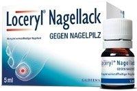 Loceryl Nagellack gegen Nagelpilz, 5 ml