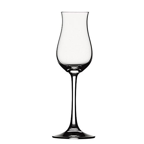 Spiegelau & Nachtmann, 4-teiliges Digestif-Set, Kristallglas, 135 ml, Bonus Pack, 4510173