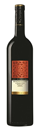 12x 0,75l - 2017er - Quercianera - Montepulciano d'Abruzzo - Abruzzen - Italien - Rotwein trocken