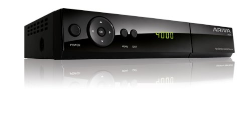 Ferguson Ariva 203 digitaler HDTV Satelliten-Receiver (CI, CA für Pay TV, HDMI, 2x USB 2.0, SCART)