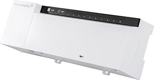 Homematic IP Fußbodenheizungsaktor – 10-fach, 230 V, 142981A0