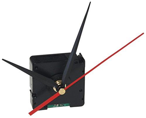 ChiliTec Funk-Uhrwerk DCF mit 3 Zeigersätzen, Kunststoffgehäuse