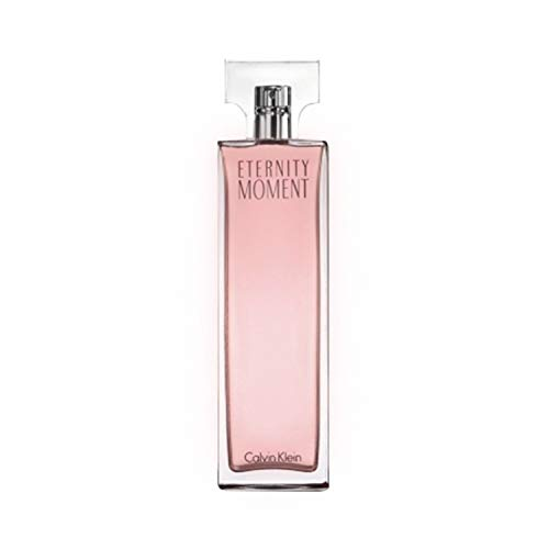 Calvin Klein Eternity Moment, femme/woman, Eau de Parfum, 1er Pack (1 x 100 ml)