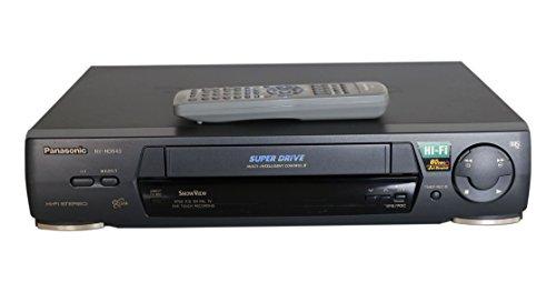 Panasonic NV-HD 640 VHS Videorekorder