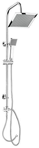 CON:P Carballo Duschsystem, eckig, SA330101