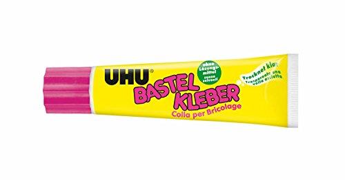 UHU 47735 Bastelkleber (Tube mit 90 g)