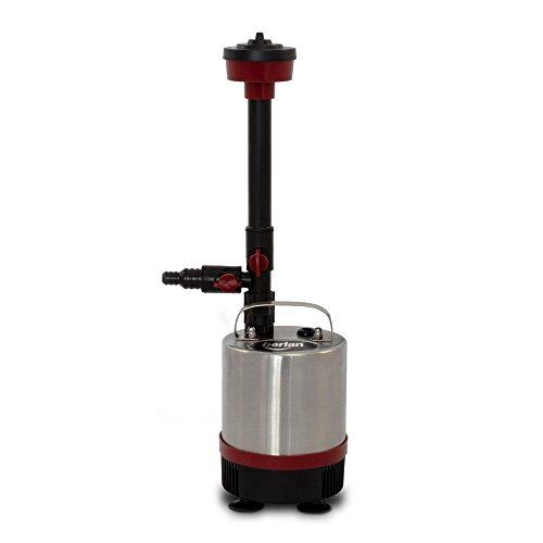 Berlan 50 Watt Springbrunnenpumpe 1.750 L/h Edelstahl - BSBP50
