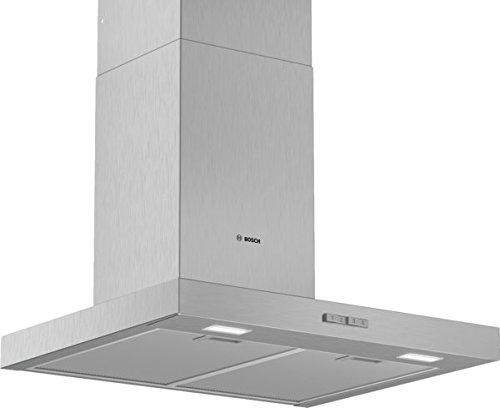 Bosch DWB66BC50 Dunstabzugshaube / Kaminhaube / 60 cm / Metallfettfilter