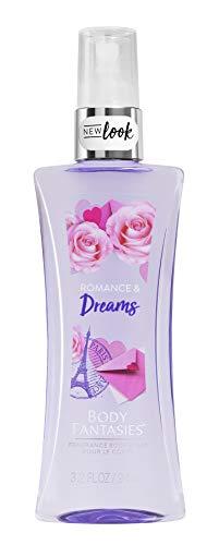 Body Fantasies Body Fantasies - Romance & Dreams Body Spray - blumig und fruchtig Damen Körperspray