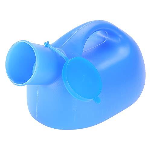 2000ml Tragbare Outdoor Urinflasche mit Deckel Männlicher Urin-Urin-Urin-Urinbehälter