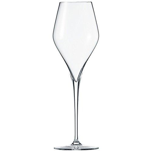 Schott Zwiesel 118607 Sektglas, Glas, transparent, 6 Einheiten