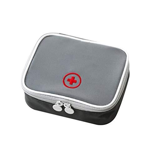 Mini Outdoor Erste Hilfe Kit Tasche Reise Medizin Paket Notfalltasche