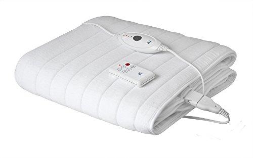 Hydas Wärmeunterbett Deluxe mit Fernbedienung, intelligenter Schlaf-Modus unterstützt den Übergang in den Tiefschlaf