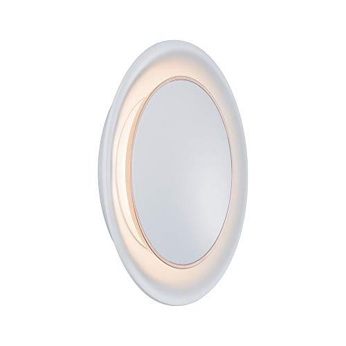 Paulmann 92926 Wandeinbauleuchten Set Neordic 1x2,5W Wandlampe 2700K Warmweiß Orientierungslicht Flur Treppe 230V Weiß matt/Kunststoff, 2.5 W