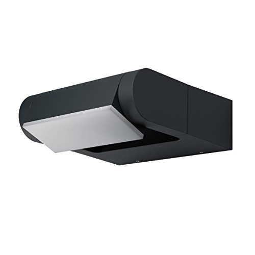 Osram LED Wand- und Deckenleuchte, Leuchte für Außenanwendungen, Warmweiß, 168,0 mm x 160,0 mm x 54,0 mm, Endura Style Spot Square