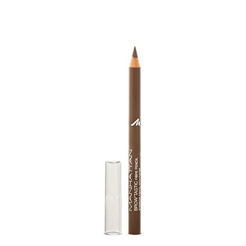 MANHATTAN Brow'Tastic Fibre Pencil, Augenbrauenstift, Farbe 002 Medium