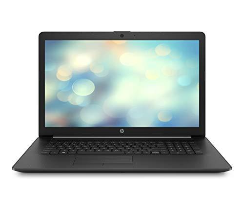 HP 17-ca1203ng (17,3 Zoll / HD+) Laptop (AMD Ryzen 5 3500U, 8GB RAM, 256 SSD, 1TB HDD, AMD Radeon Vega Grafik, Windows 10 Home) schwarz