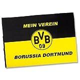 Hissfahne 'Mein Verein' 200 x 150 cm Borussia Dortmund