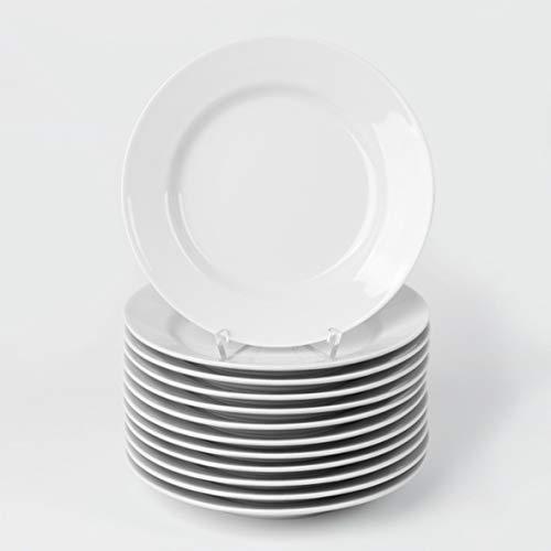 Holst Porzellan BL 021 FA1 Vorteilspack 12er Set Dessertteller