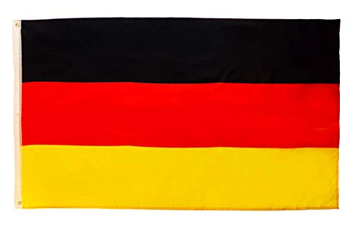 Star Cluster 90 x 150 cm | Deutschland Flagge | Deutsche Fahne | Bundesflagge | Fanartikel | Germany National Flag (DE 90 x 150 cm)