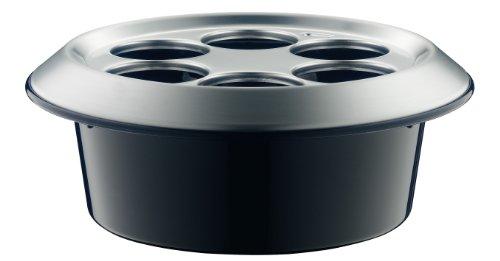 Alfi Aktiv-Flaschenkühler Konferenzboy Kunststoff, schwarz