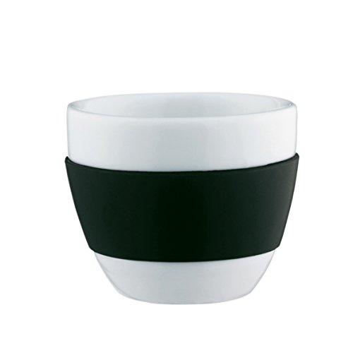 Koziol Aroma, cool Gray Cappuccino-Tasse