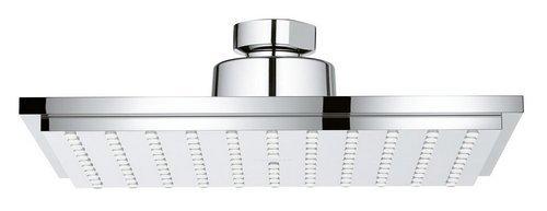 GROHE Euphoria Cube 152 | Brause- und Duschsysteme - Kopfbrause | 1 Strahlart, Durchflusskonstanthalter | 27705000