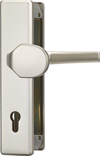 ABUS Tür-Schutzbeschlag HLT612 F2 neusilber 24907