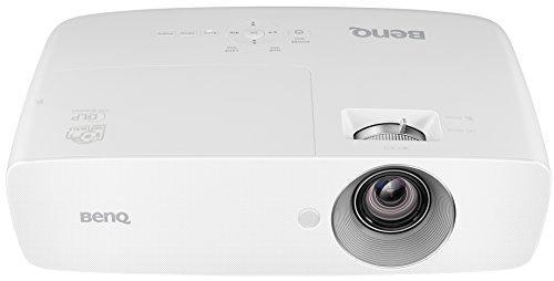 BenQ TH683 DLP-Projektor (Full HD, 3200 ANSI Lumen, Kontrast 10000:1, 3D, 1,3x Zoom, HDMI) weiß
