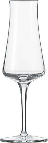Schott Zwiesel 113770 Grappaglas, Glas, transparent, 6 Einheiten