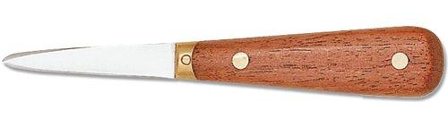 Deglon 2290007-C Austernmesser, Palisanderholz, mit Beschlag