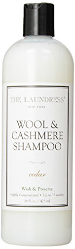 The Laundress Waschmittel für Wolle und Kaschmir 'Wool & Cashmere Cedar', 475 ml (475 ml)
