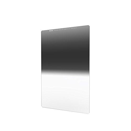 NiSi Verlaufsfilter 100x150mm GND16 1.2 Reverse (4-Blenden), Nanobeschichtet und IR-Neutral, mit umgekehrtem Verlauf