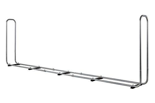 Wolfcraft Stapelhilfe Modular XXL für Brennholz, 1 Stück, 5125000