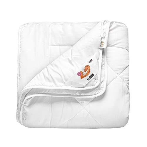 Meisterhome Soft Touch 4 Jahreszeiten Bettdecke Mikrofaser - 135x200 cm