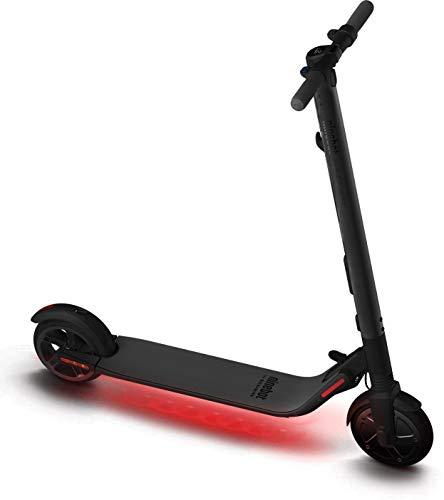 Segway seg-es2 Scooter, ElektrischerScooter Elektroscooter Dark Gray/Schwarz