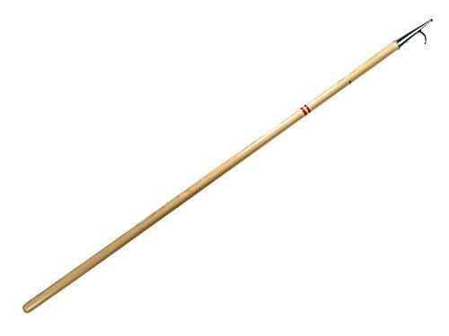 Holz Bootshaken / Boathooks - Länge 180 cm fur Segel, Booten, Yachten - Eco, Profi, Classik, Traditionell, Exklusiv