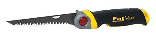 Stanley FatMax Klapp-Stichsäge (130 mm Klingenlänge, 8 Zähne/Inch, JetCut-Verzahnung, 3-Positonen Fixierung) FMHT0-20559
