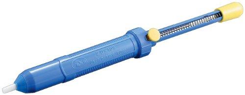 Fixpoint 51202 Entlötpumpe HQ Plastikgehäuse mit Antistatischer Teflonspitze