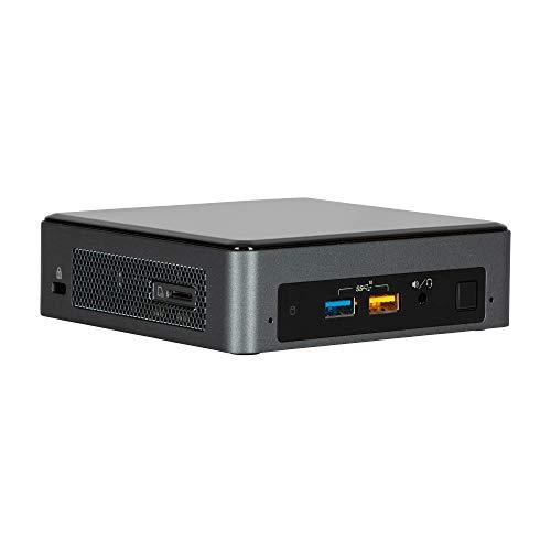 gecCOM Intel NUC i3-8109U 2x3.0GHz | 8GB DDR4 | 120GB SSD | Win10 Pro | Intel HD655 Iris Plus | HDMI2.0 | USB3.1 | WLAN+BT5.0 | Gbit LAN | Mini-Computer/Micro-PC | Intel NUC8i3BEK