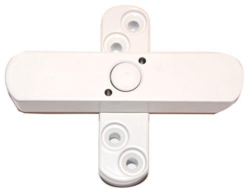 Bever Stuco Safe Fenstersicherung, 2-flügelig, weiß, 21SW