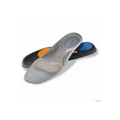 Uvex 3D hydroflex Einlegesohle - Weite 11 - Orthopädisches Fussbett - Klimakomfortfussbett Gr 42